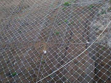 主动柔性防护网